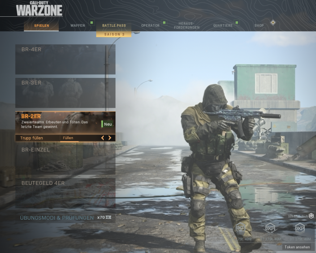 Endlich sind sie da! Duo´s im Battle Royale Spielmodus von Call of Duty Warzone